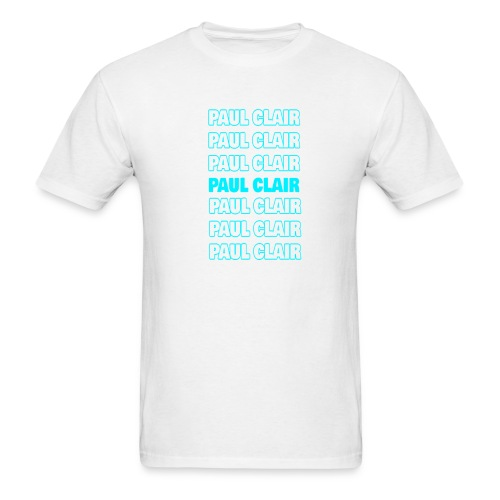 Paul Clair Stand Out Adult - Men's T-Shirt