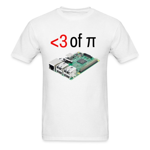 Life of Raspberry Pi 2 - Men's T-Shirt