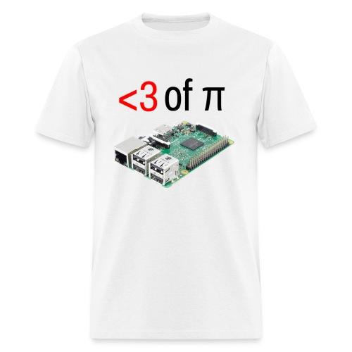 Life of Raspberry Pi 2 - Men's T-Shirt