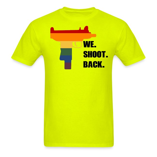 We Shoot Back!