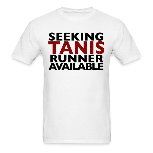 SEEKING TANIS TSHIRT FINA - Men's T-Shirt