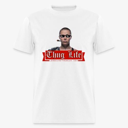 """""""Thug"""" Rose Namajunas - Men's T-Shirt"""