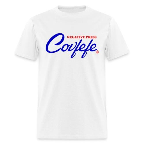 Negative Press Covfefe - Men's T-Shirt