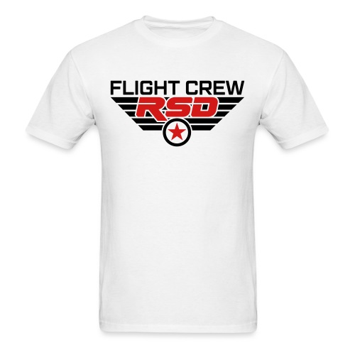 RSD Flight Crew - Men's T-Shirt