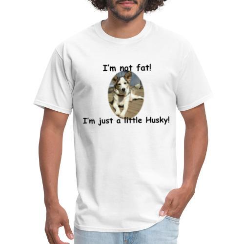 little Husky - Men's T-Shirt