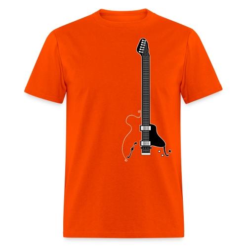 Electric Guitar - Men's T-Shirt