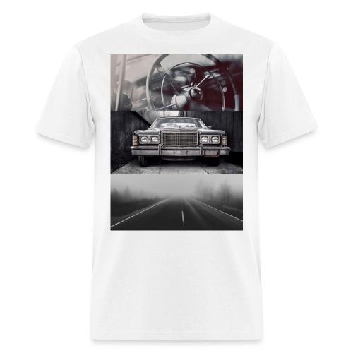 Old car Ford - Men's T-Shirt