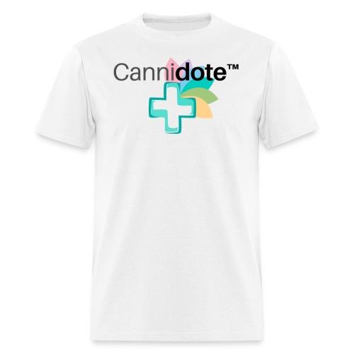 2 CANNIDOTE - Men's T-Shirt