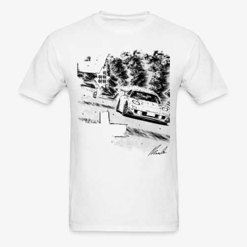 Initial-D Fall Collection: Night Races - Men's T-Shirt