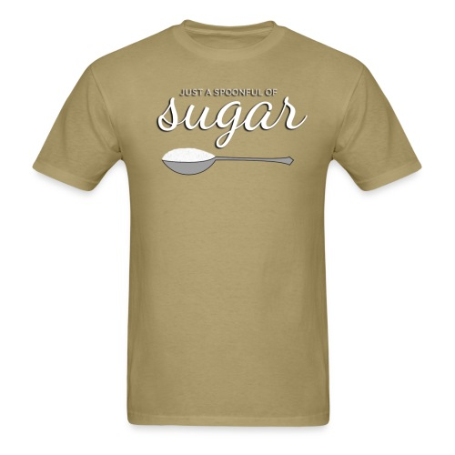 sugar - Men's T-Shirt