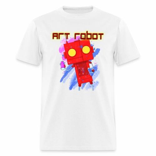 Art Robot - Men's T-Shirt