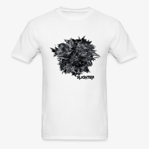 Glitched Orb - Men's T-Shirt