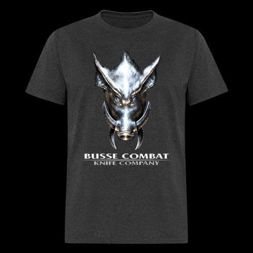 Busse Combat Light Text - Men's T-Shirt