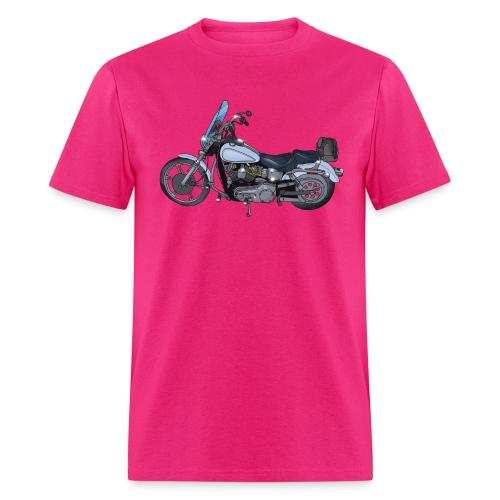 Motorcycle L - Men's T-Shirt