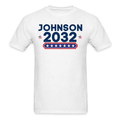 JOHNSON 2032 - Men's T-Shirt