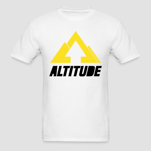 Empire Collection - Yellow 2 - Men's T-Shirt