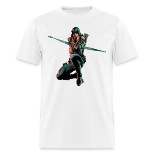 Green Arrow T-shirt - Men's T-Shirt