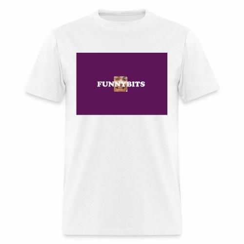 funny bits t - Men's T-Shirt