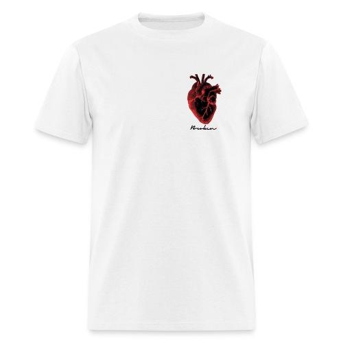 heart puso 27 - Men's T-Shirt