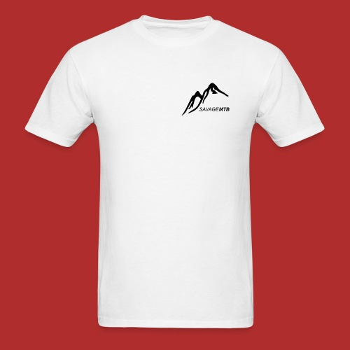 Savage MTB original - Men's T-Shirt