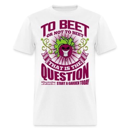 rsz_beet_print - Men's T-Shirt
