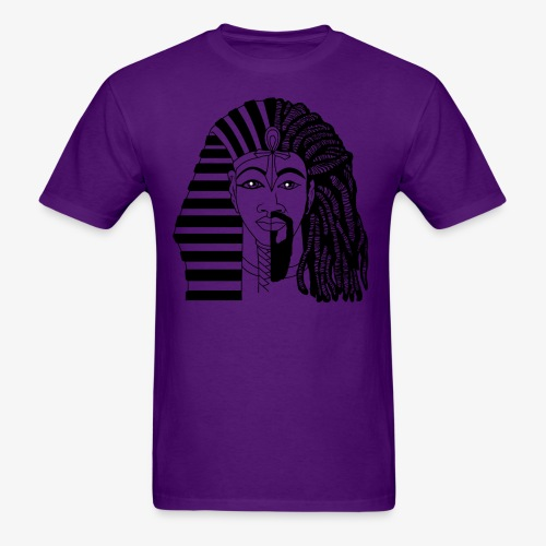 African King - BLACK HISTORY PRIDE - Men's T-Shirt