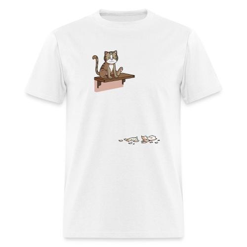 Troll cat - Men's T-Shirt