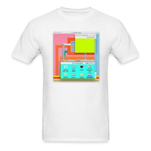 Computers on my Shirt ?? - Men's T-Shirt
