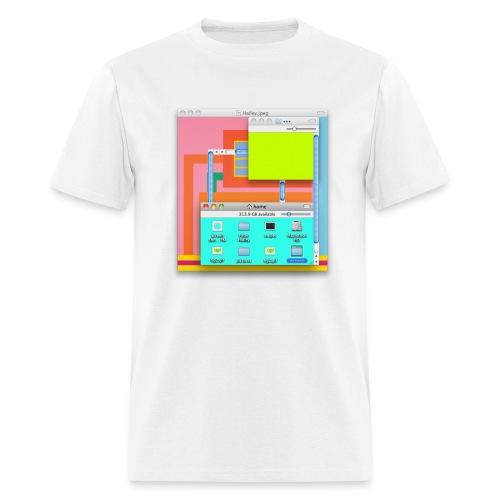 Computers on my Shirt ?? - Men's T-Shirt