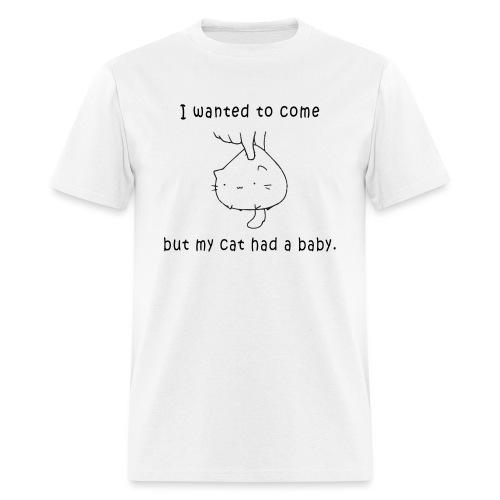 CATHY TEE - Men's T-Shirt
