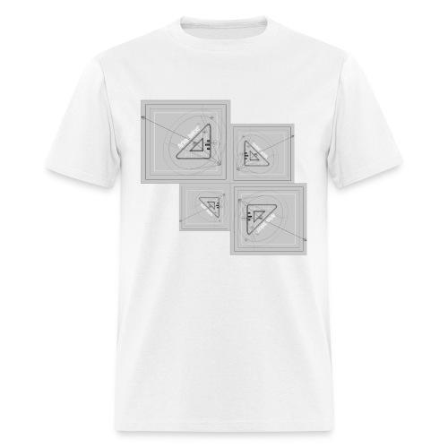 ARKETEKXR - 3D View Port - Men's T-Shirt