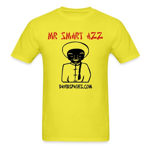 mr smart - Men's T-Shirt