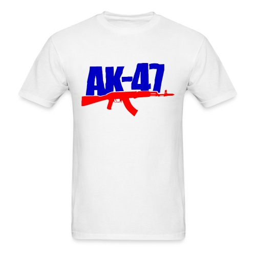 ak47 - Men's T-Shirt