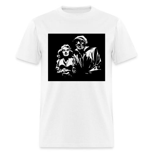 shifty people - Men's T-Shirt