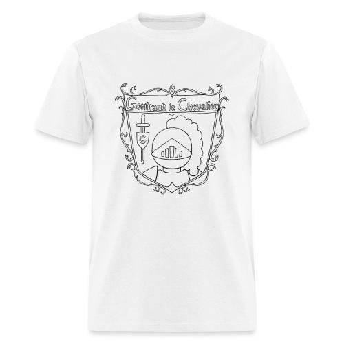 Gontrand à Colorier - T-shirt pour hommes