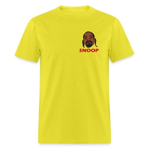 snoop - Men's T-Shirt