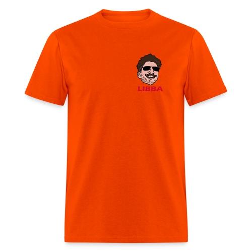 libba title - Men's T-Shirt