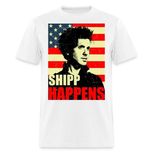 shipphappensshirt - Men's T-Shirt