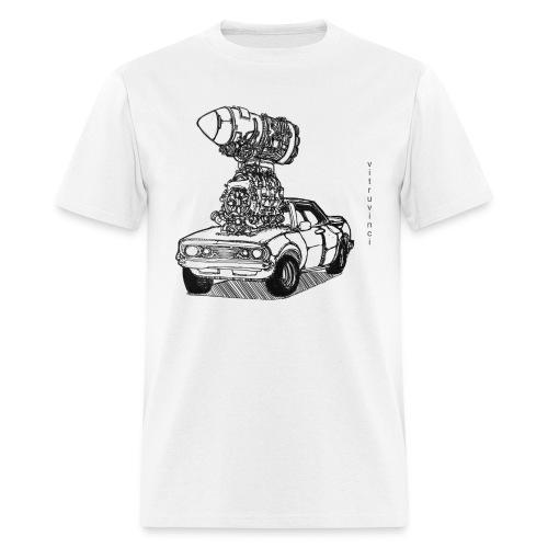 2 Fast 2 Curious - Men's T-Shirt