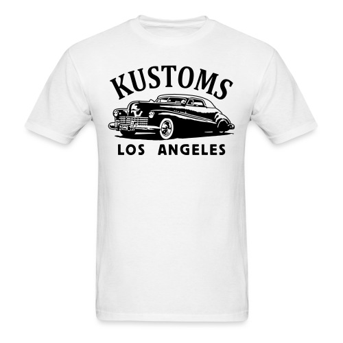 Barris-41-Buick-KLA-light - Men's T-Shirt