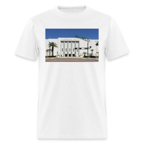 Hillsborough County - Men's T-Shirt