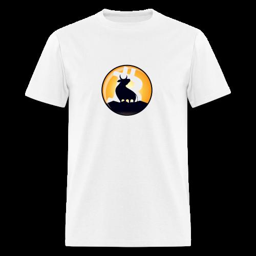 Bitcoin Bull 2 - Men's T-Shirt