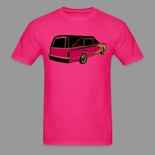 Hearse - Men's T-Shirt