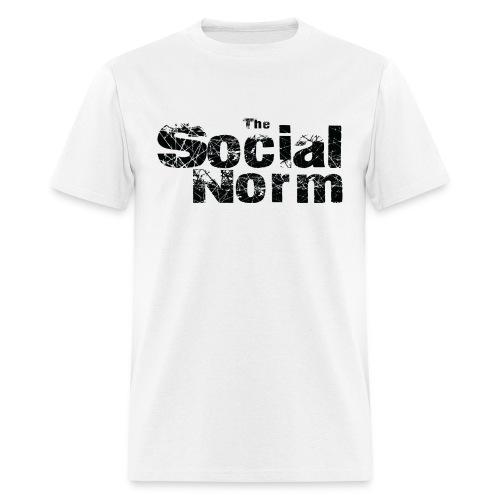 The Social Norm Official Merch - Men's T-Shirt