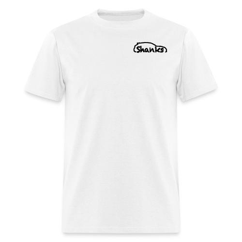 Front black png - Men's T-Shirt