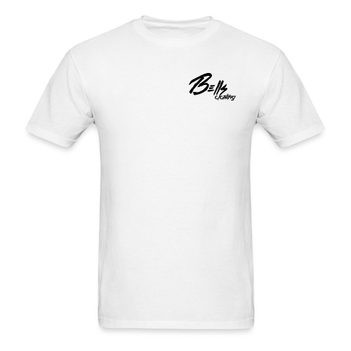 Handwritten Bells - Men's T-Shirt