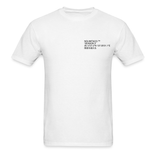 CLEANSEASON3 - Men's T-Shirt