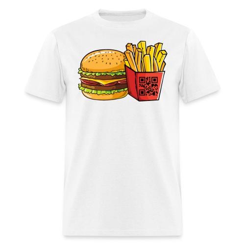 Mystery Message T-shirt Decode Now! - Men's T-Shirt