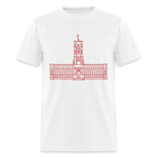 Red City Hall Berlin - Men's T-Shirt