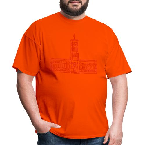 Red City Hall Berlin - Men's T-Shirt